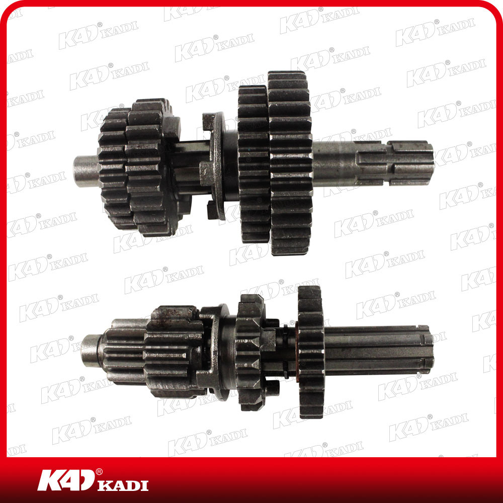 hight resolution of motorcycle spare parts engine gear box for cd110 spacy 110