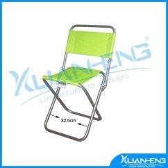 Fishing Chair Lightweight Indoor Hanging China Aluminium Frame Folding Quik