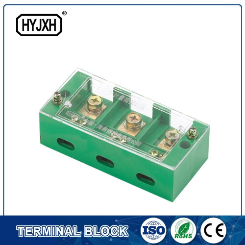 small resolution of china three phase multi household terminal box china terminal power block single pole distribution block