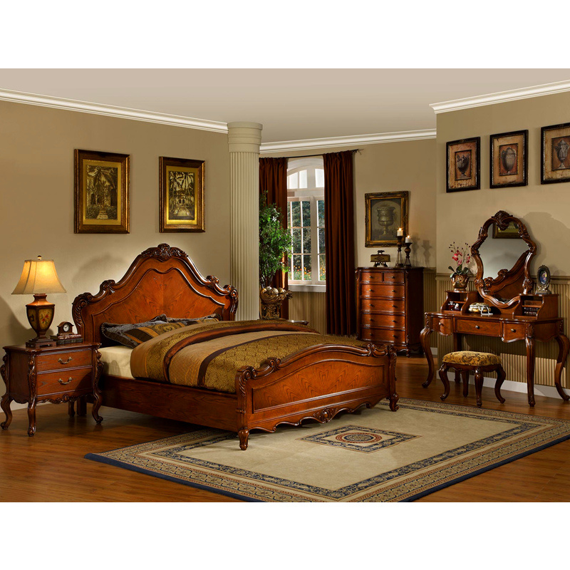China Wooden Bedroom Furniture  Chinese Furniture (yf