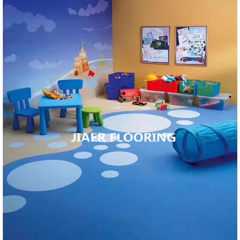 China Kids Room Floor Kids Room Safety Vinyl Flooring Roll China Pvc Flooring Vinyl Flooring