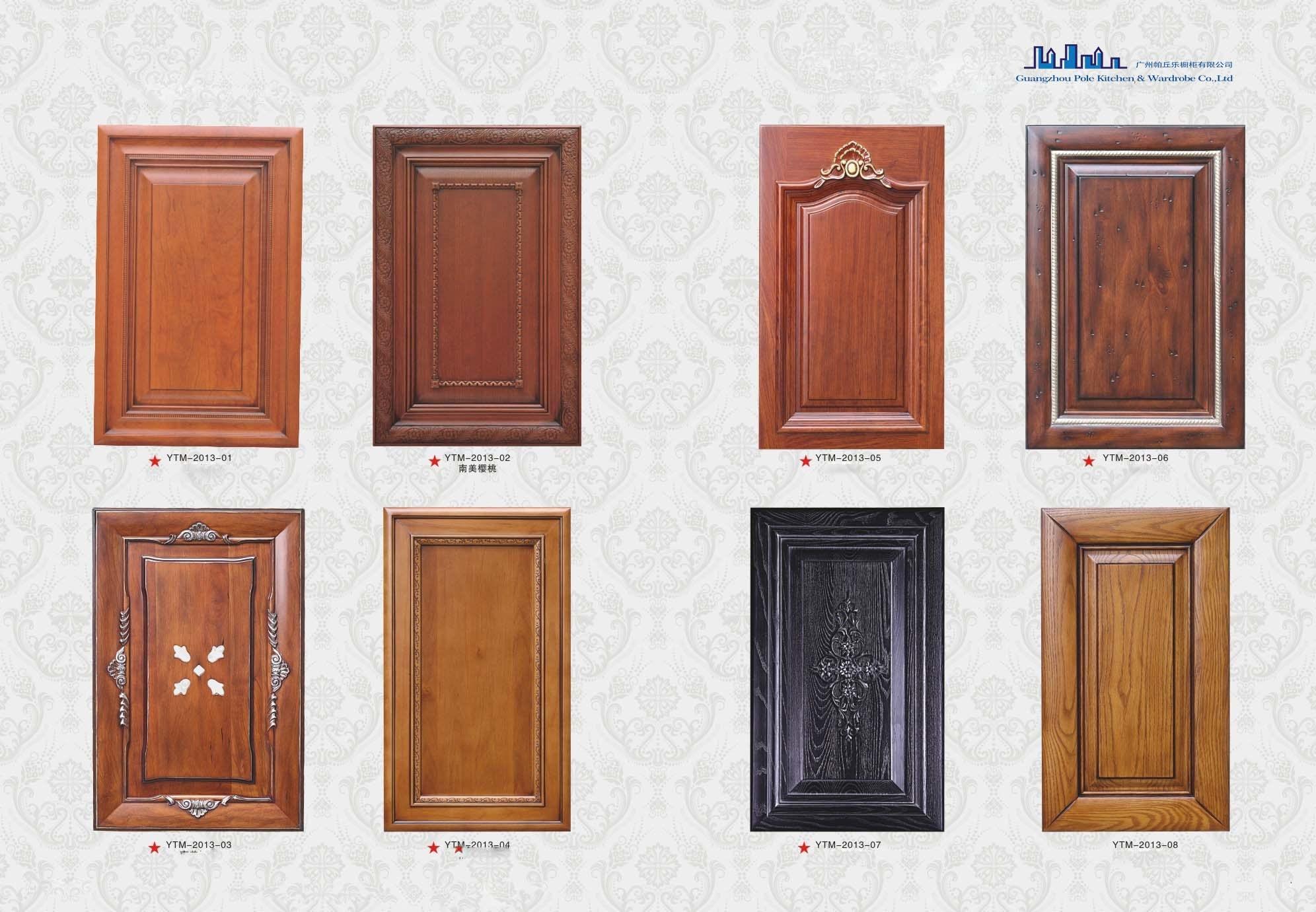 real wood kitchen cabinet doors gallery glass door interior