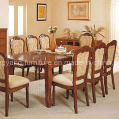 Dining Room Table Sofa Poet Replica China Ding Furniture Living