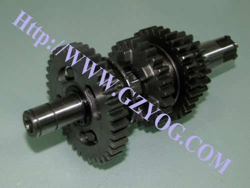 small resolution of yog motorcycle spare parts engine gear box main shaft kit counter shaft complete cg125 150 70cc st90 at110 ybr125 dy100 biz110 gn125 en125hu cgl125 horse