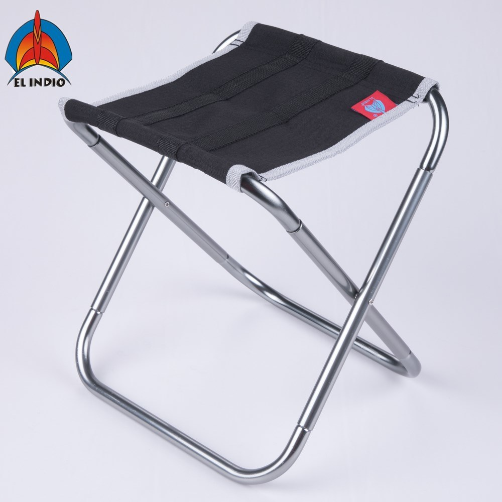 Folding Chair Backpack Hot Item El Indio Portable Backpack Aluminum Folding Chair For Multi Functional Of Camping Chair Folding Stool Outdoor Fishing Chair