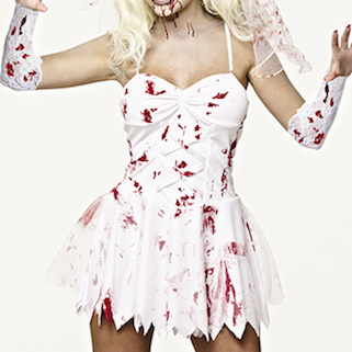 I'd like to be a mermaid with a spear through my stomach, so somewhat of a zombie/corpse mermaid. China Fancy Dresses And Sexy Costumes Christmas Halloween Party Costume Bloody Halloween China Halloween And Sexy Costumes Price