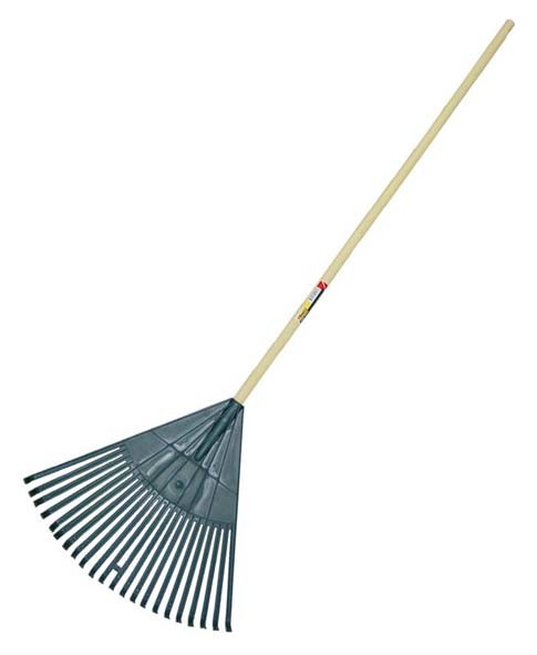 Quickest Way Rake Leaves