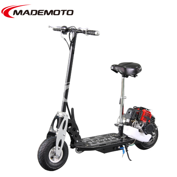 China 49cc CE Approved Foldable Gas Scooter Photos