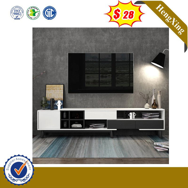 home mdf hot sell side cabinet tv table
