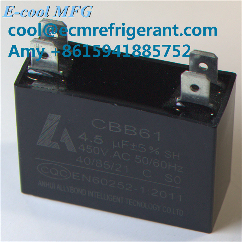 Ceiling Fan Capacitor 4 Wire C61