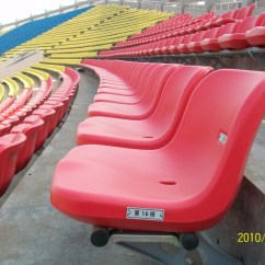 Stadium Chair For Bleachers Exercise Games Seniors China Blm 1817 Football Pitch Seat Basketball