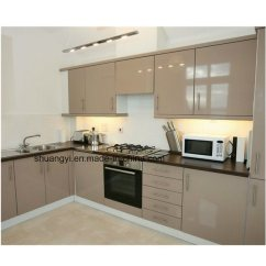 Modular Kitchen Islands With Seating For 4 China 2017 Factory Wholesale New Design Modern Mdf Cabinet