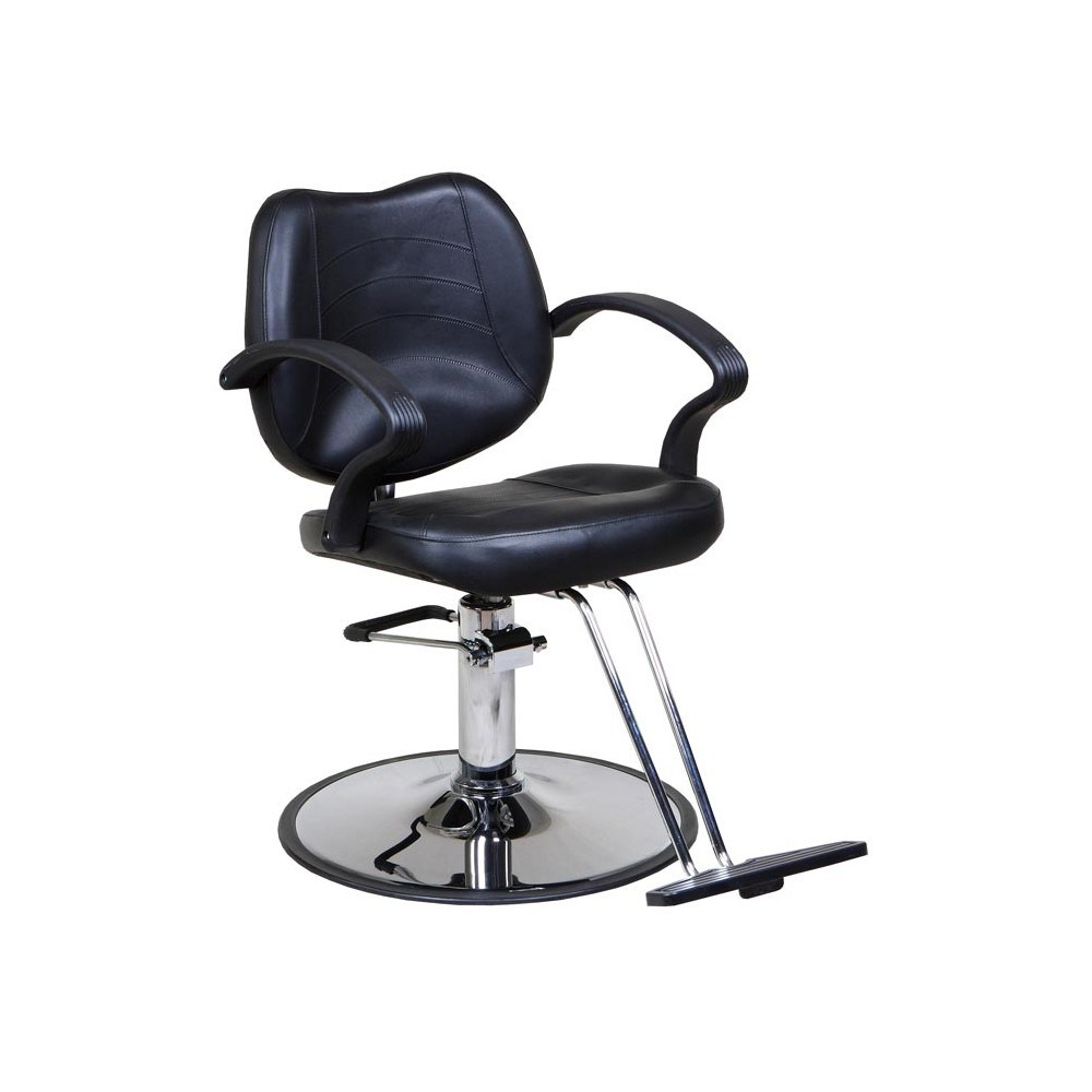 Hydraulic Styling Chair Hot Item Reclining Barber Styling Chair Classic Salon Hydraulic Styling Chair