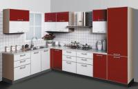 China European Kitchen Cabinet (ML-010) - China Lacquered ...