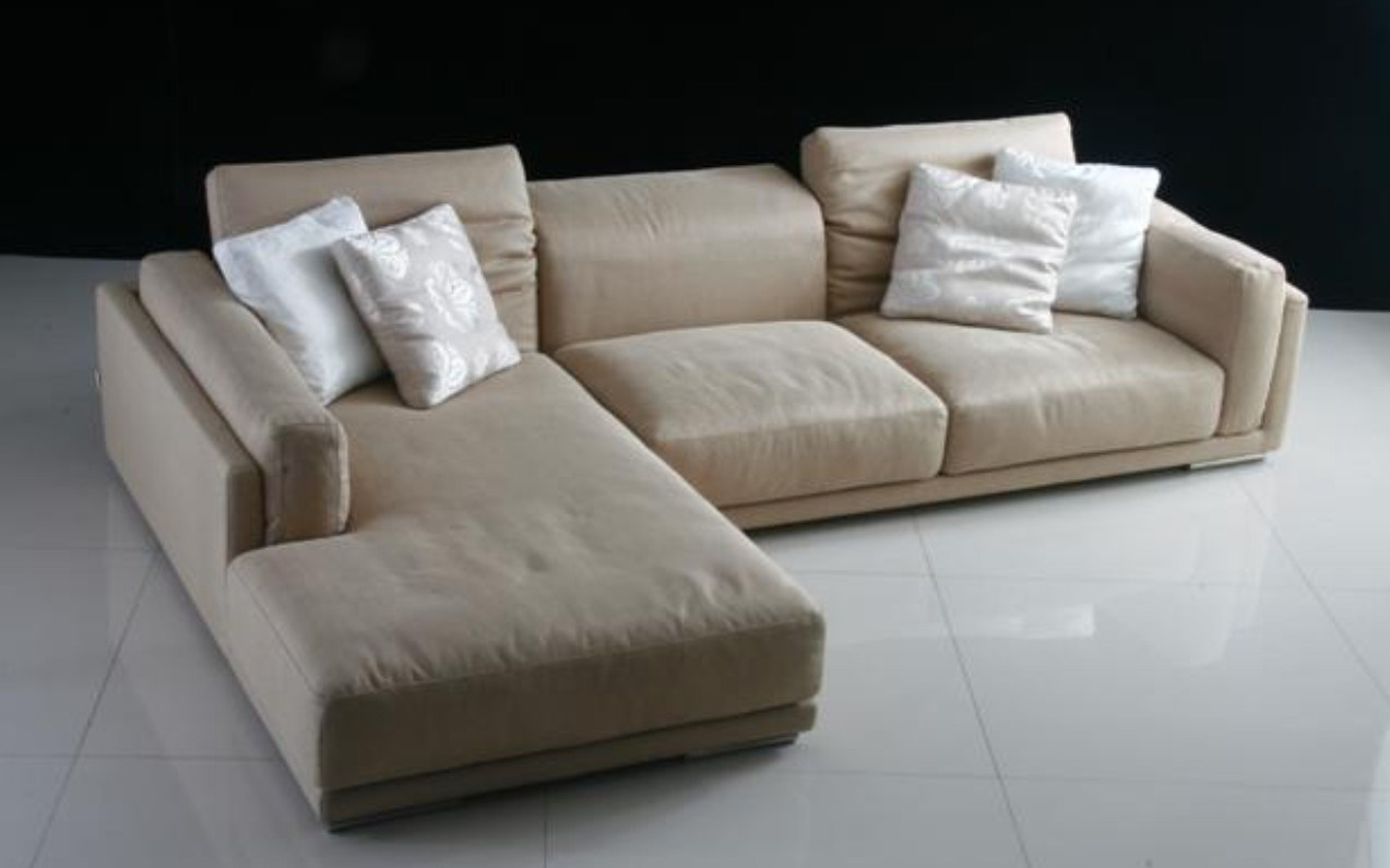 china sofa fabric small two seater leather bed living room furniture s681
