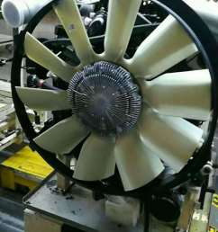 cooling system parts engine cooling fan clutch for daf truck [ 1080 x 1920 Pixel ]