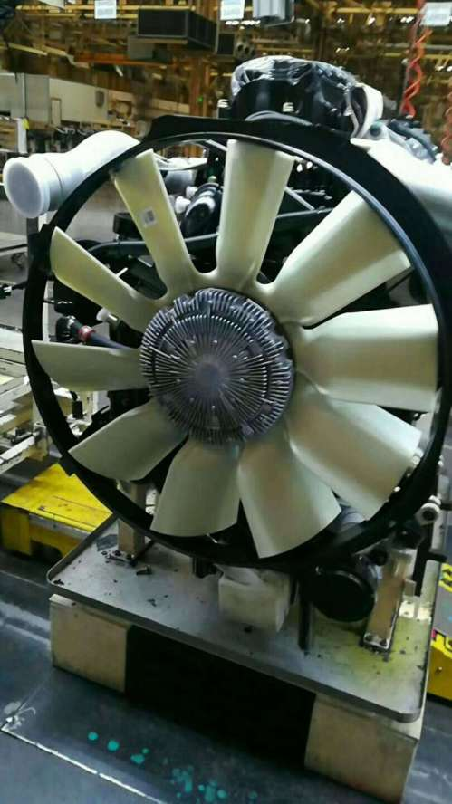 small resolution of cooling system parts engine cooling fan clutch for daf truck