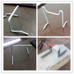 Bar Chairs Concrete Steel Chair Table China 3d Cnc Machine Wire Bending For Supporting Duct