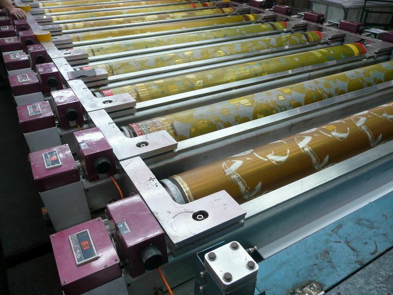 Printing Press Diagram Year 1 And 2 Context Rotary Printing Press