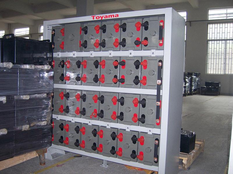 china 1000ah battery bank 2v batteries