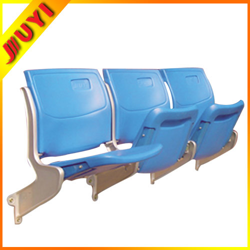 orange bucket chair wheelchair ramp slope china blm 4162 factory price plastic lightweight folding outdoor reclining seats stadium seating chairs
