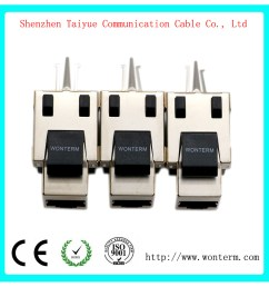 china cat6 snap in shielded keystone jack mactisical rj45 cat 6 ethernet module lightning proof in line couplers china cat6 keystone jack keystone jack [ 1000 x 1000 Pixel ]