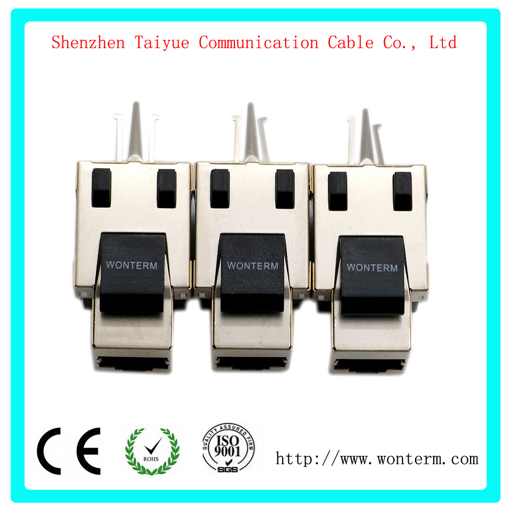 medium resolution of china cat6 snap in shielded keystone jack mactisical rj45 cat 6 ethernet module lightning proof in line couplers china cat6 keystone jack keystone jack