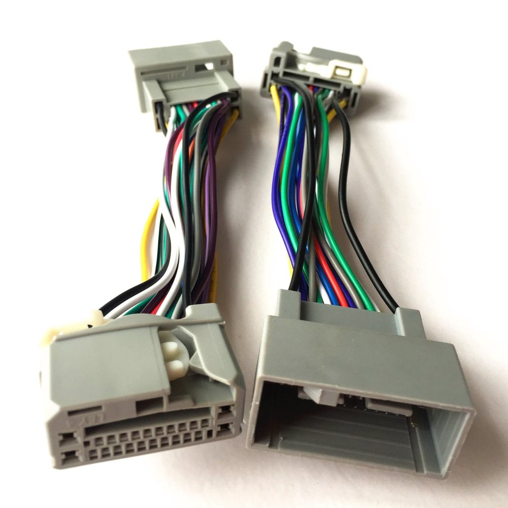 medium resolution of china car iso metra 71 1729 automotive radio wiring harness for china car iso metra 71
