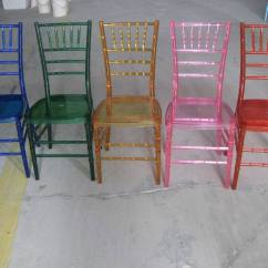 Plastic Chiavari Chairs Chair Cover Company Dundee Anna Colorful Resin