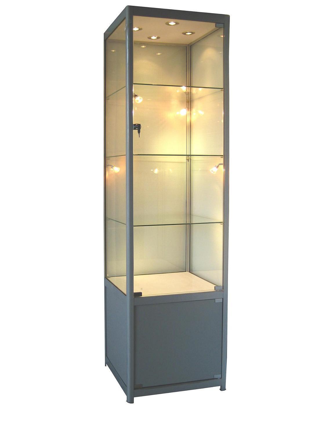 China Glass Cabinet (fda0181)  China Showcase, Glass