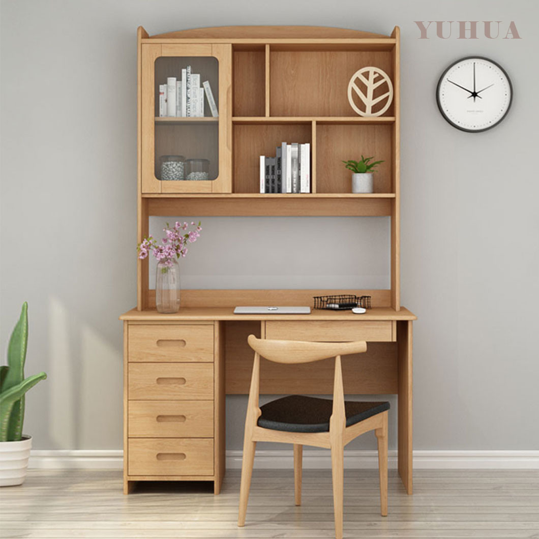 China Modern Furniture Student Bedroom Table Bookcase Yh