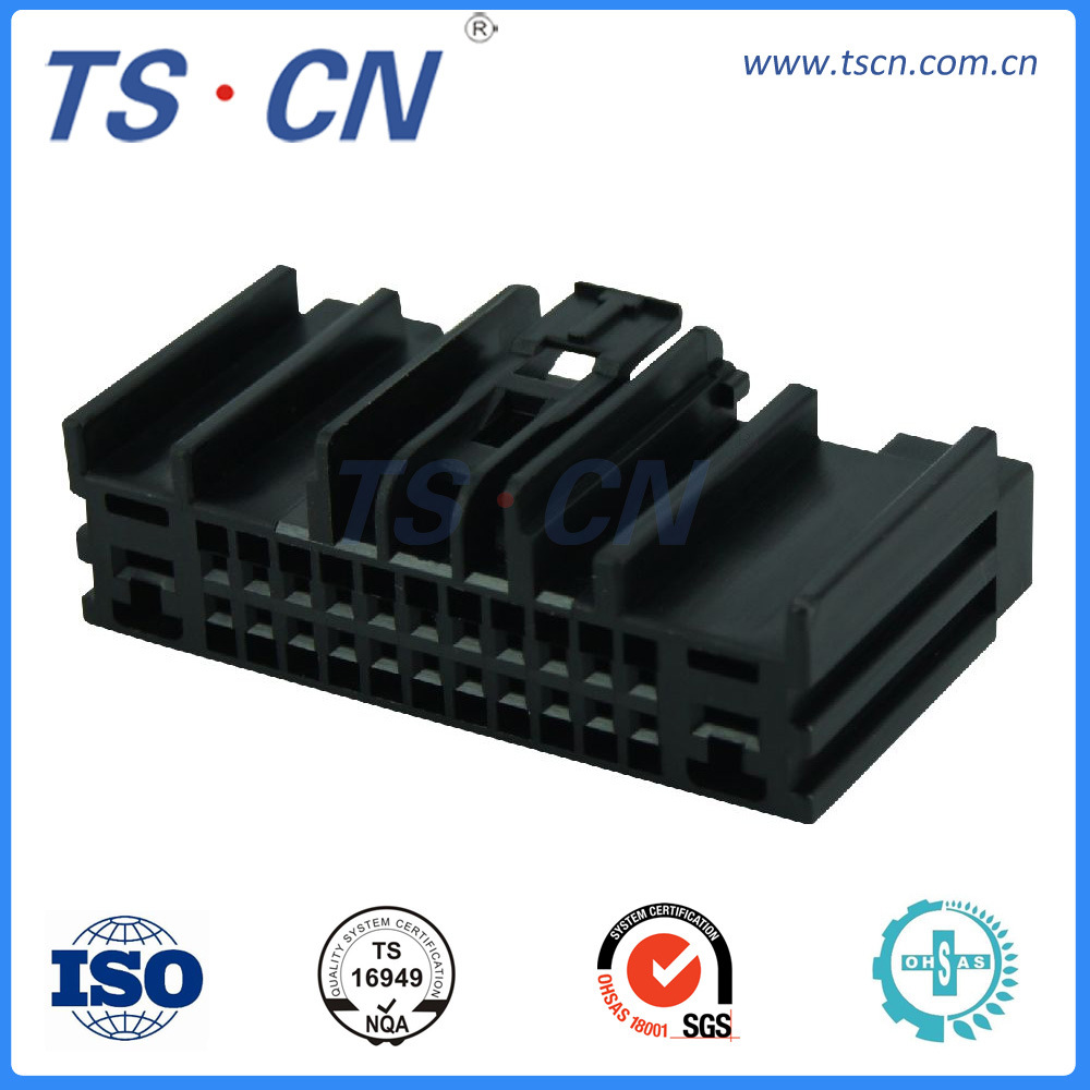 hight resolution of china ford plastic wire harness automotive female audio cable pin connector china connector auto connector