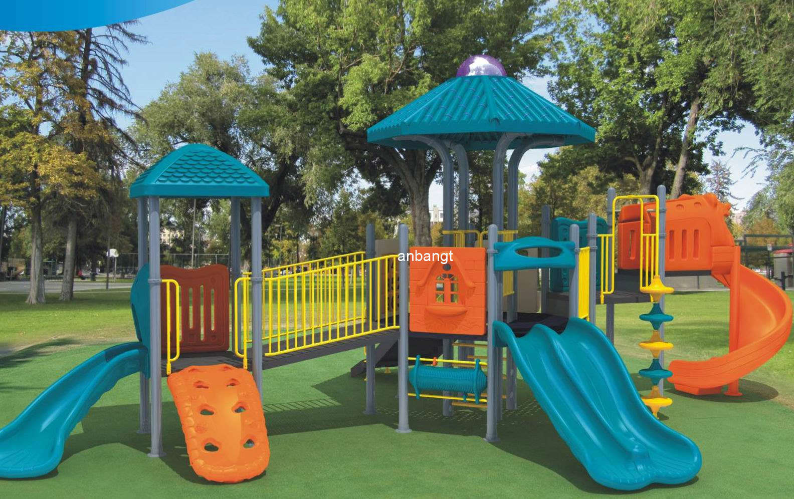 China Outdoor Playground Equipment AB9153A  China