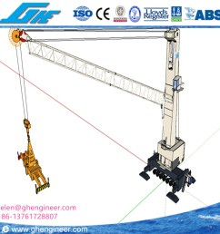 40t 50t mobile harbor crane [ 1000 x 1000 Pixel ]