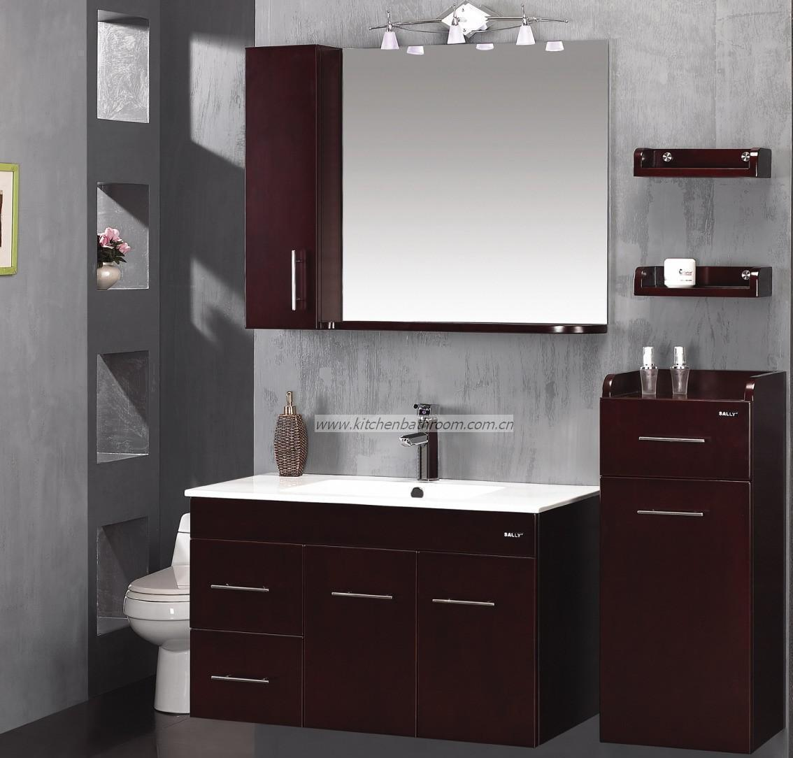 China Bathroom Cabinets YXBC2022  China Bathroom