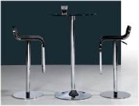 China Glass and Metal Bar Table & Bar Chair (SD-521 ...