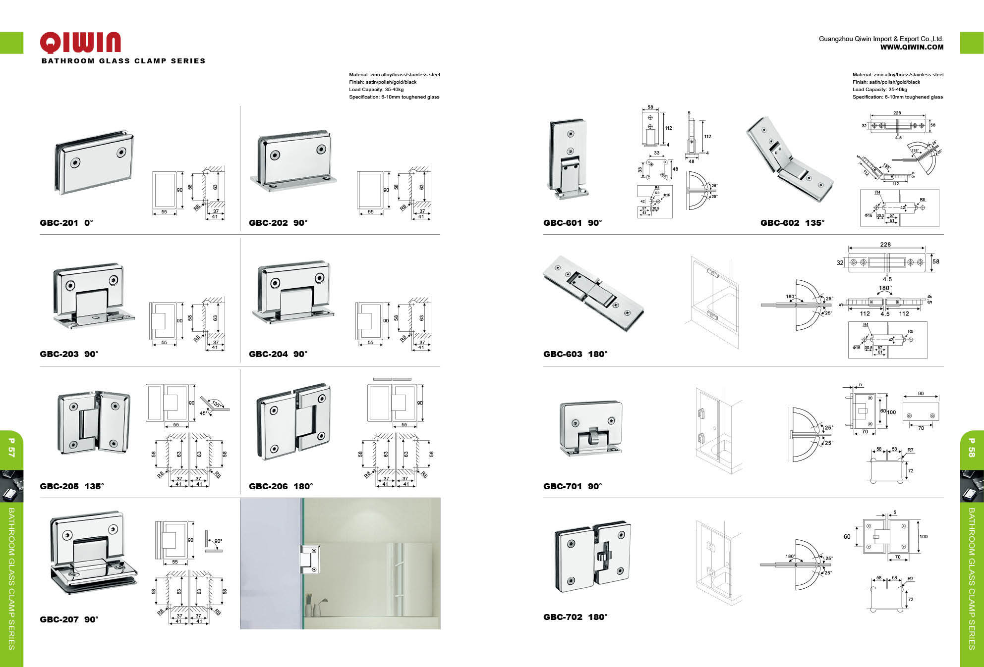 hight resolution of stainless steel frameless glass to glass hinge 180 degree square corner shower door hinge