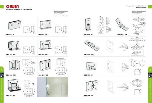 small resolution of stainless steel frameless glass to glass hinge 180 degree square corner shower door hinge