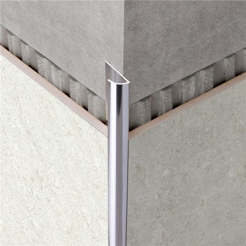 china niu yuan inside corner tile trim