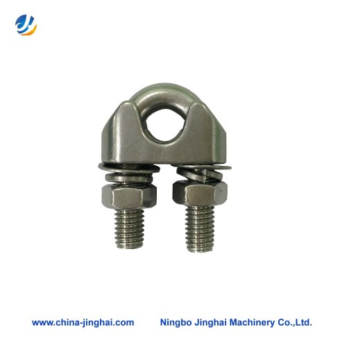 small resolution of china wire rope clamp of stainless steel ss304 wire lock china wire rope clamp wire lock