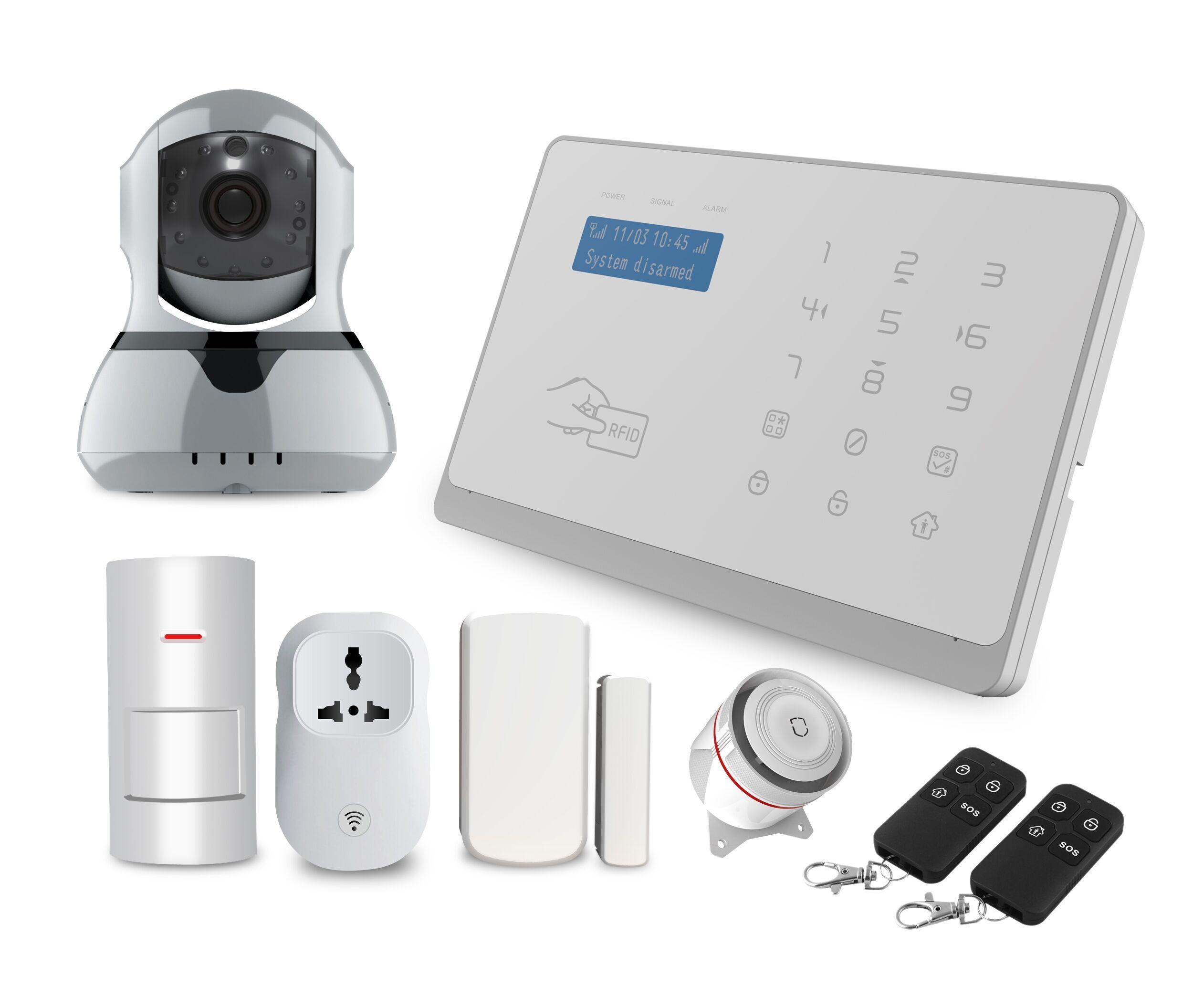 Security Alarm System Espanol