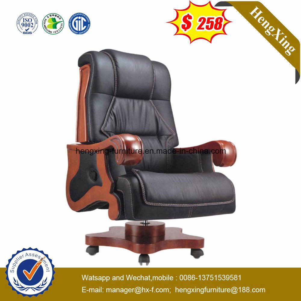 Executive Leather Chair Hot Item Pu High Back Manager Boss Executive Leather Office Chair Hx Cr051