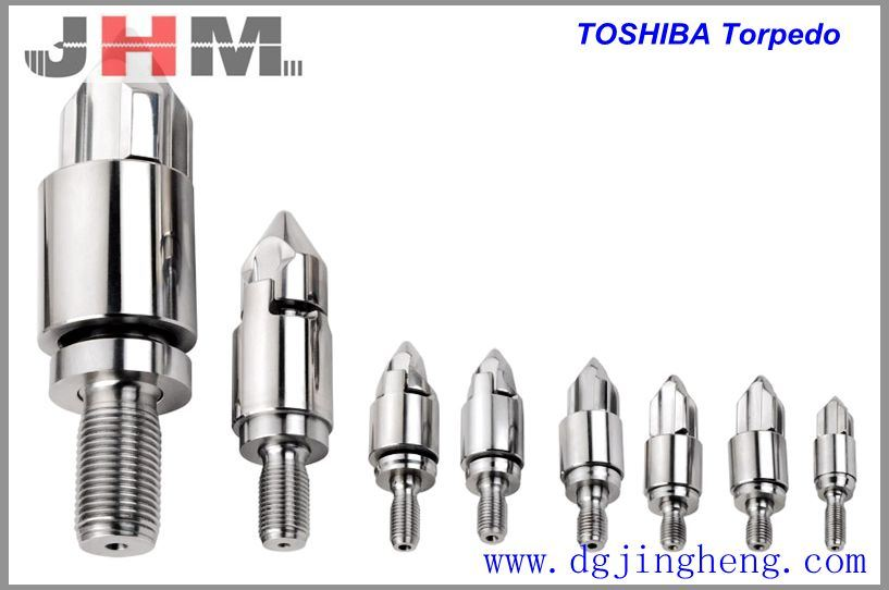 China Toshiba Ec50-1y D25 Torpedo Set for Injection Screw