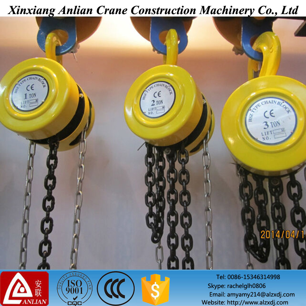 medium resolution of china hsz model manual drive chain hoist chain block china chain block chain hoist