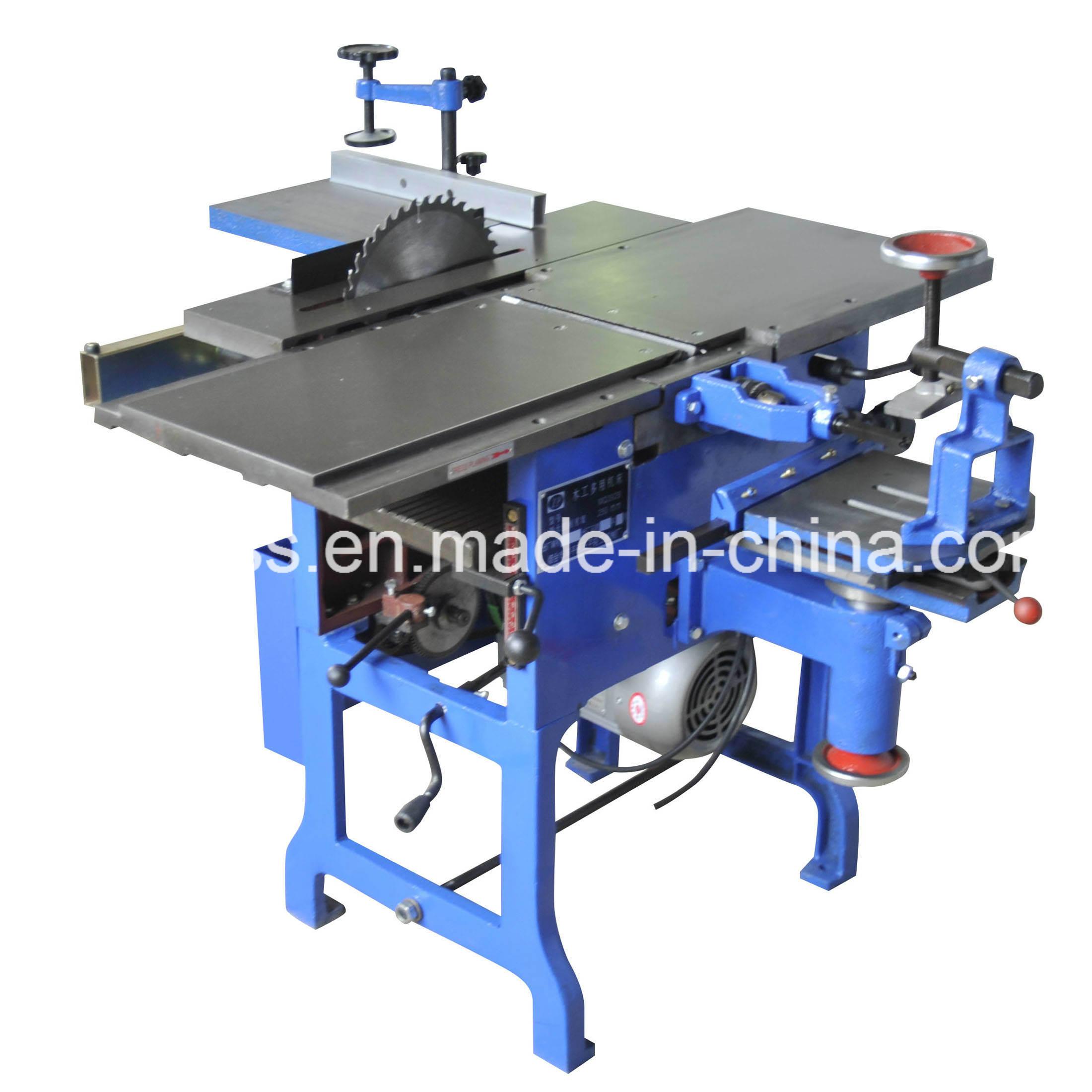 Multi Purpose Woodworking Machine