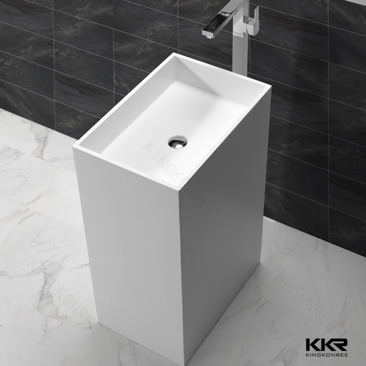 china solid surface bathroom modern