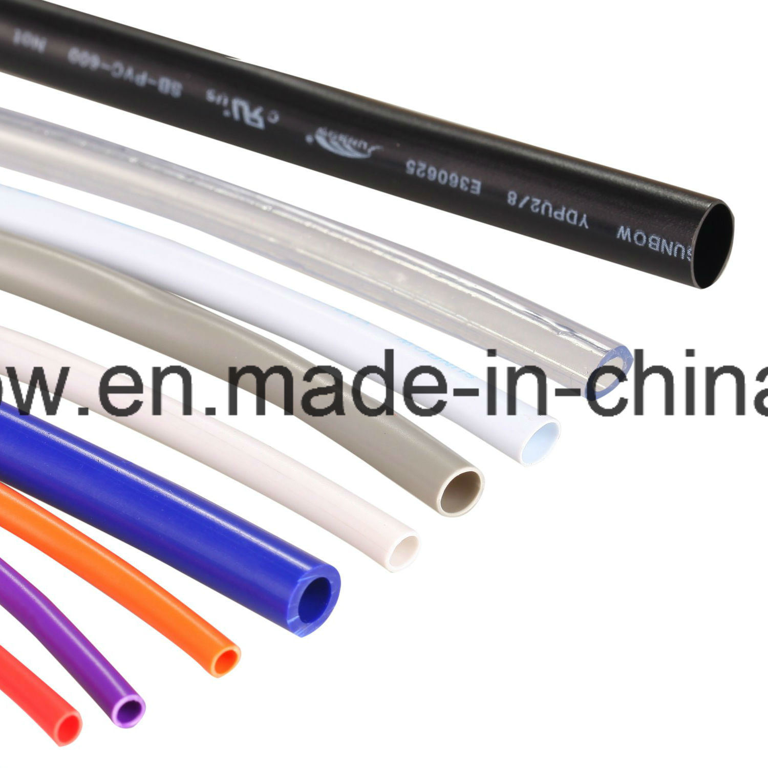 hight resolution of ul approved flexible pvc tube for wire harness