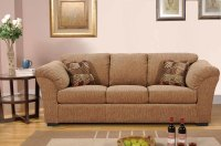 Comfortable furniture: Sofa set image
