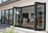 China Classical Aluminum Folding Door (Internal Blinds or ...