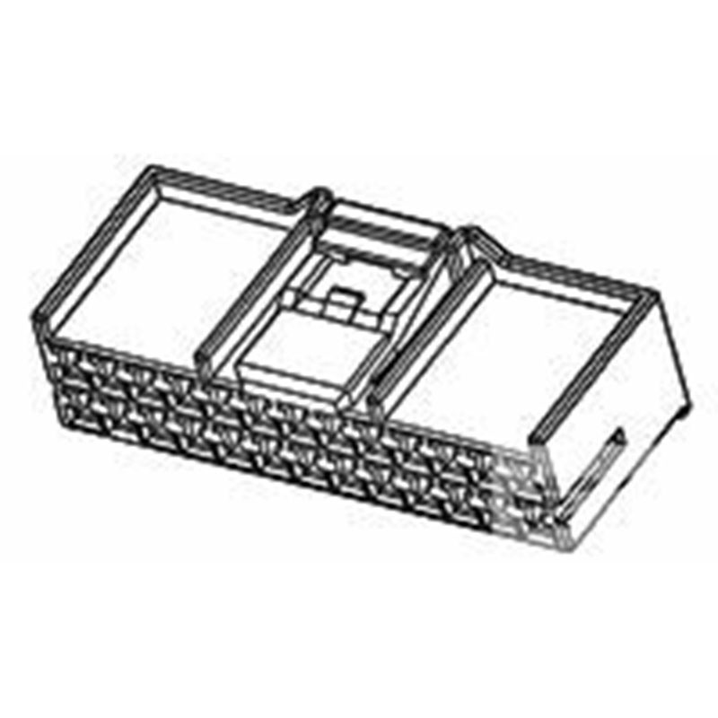 China Te 936201-1 16 Pin Wire Harness Waterproof PA66